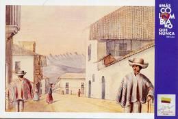 Lote PEP1341, Colombia, 2019, Entero Postal, Postcard, Historia, History, Cali, Mountain - Colombia