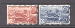 Inde   :  Yv 126-27  ** - India (1892-1954)