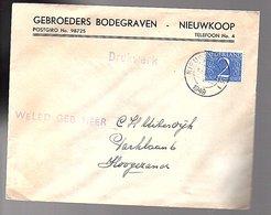 Gebroeders Bodegraven NIEUWKOOP 1949 > Hoogezand (FB-29) - Periode 1949-1980 (Juliana)
