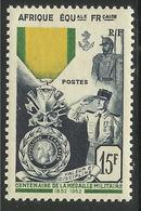 AFRIQUE EQUATORIALE FRANCAISE - AEF - A.E.F. - 1952 - YT 229** - A.E.F. (1936-1958)