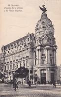 1900'S CPA SPAIN. MADRID. PALACIO DE LA UNION Y EL FENIZ ESPAÑOL. HAE.- BLEUP - Madrid