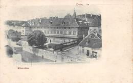 Dole Précurseur Hôtel Dieu Hôpital - Dole