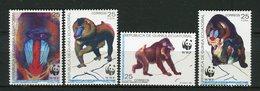 Guinea Ecuatorial 1991. Edifil 139-42  ** MNH - Guinea Ecuatorial