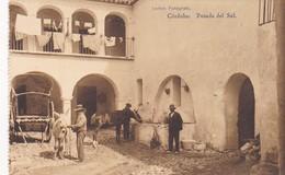 1900'S CPA SPAIN. CORDOBA. PUERTA DEL SOL. SEÑAN FOTO. HAUSER Y MENET.- BLEUP - Córdoba