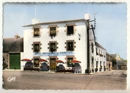 Hôtel Des Touristes - Mme Nevo Bihan .... Année 1963 - Saint-Gilles-Vieux-Marché