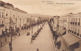 1900'S CPA SPAIN. CORDOBA. PASEO DEL GRAN CAPITAN. SEÑAN FOTO. HAUSER Y MENET.- BLEUP - Córdoba