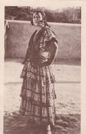 1900'S CPA FOLK FOLKLORE COSTUME- GRANADA. GITANA DE LAS CUEVAS- BLEUP - Costumes