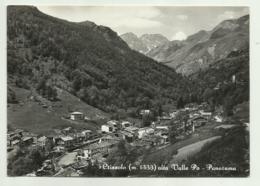 CRISSOLO - ALTA VALLE PO - PANORAMA VIAGGIATA  FG - Cuneo