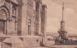 1900'S CPA SPAIN. CORDOBA. LA CATEDRAL Y EL TRIUNFO. SEÑAN FOTO. HAUSER Y MENET.- BLEUP - Córdoba