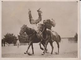 COWBOYS OF CANADA AND USA SOUTH AFRICAN RIVALS STAR RANGERS PORT ELIZABETH  +- 20*15CMFonds Victor FORBIN (1864-1947) - Non Classificati