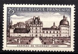 FRANCE 1957 -  Y.T. N° 1128 - NEUF** /5 - France