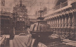 1900'S CPA SPAIN. CORDOBA. CATEDRAL, INTERIOR CORO. SEÑAN FOTO. HAUSER Y MENET.- BLEUP - Córdoba