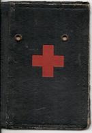 WW2 - RED CROSS 1944 MEMBER DOCUMENT For HUNGARY RED CROSS - Historische Dokumente