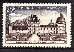 FRANCE 1957 -  Y.T. N° 1128 - NEUF** - Neufs