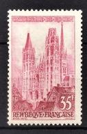 FRANCE 1957 -  Y.T. N° 1129 - NEUF** - France