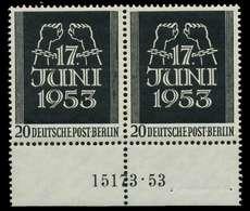 BERLIN 1953 Nr 110 HAN-15173.53 Ungebraucht X78D59E - [5] Berlin