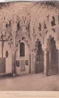 1900'S CPA SPAIN. CORDOBA. INTERIOR DE LA CAPILLA DE VILLAVICIOSA. SEÑAN FOTO. HAUSER Y MENET.- BLEUP - Eglises Et Cathédrales