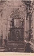 1900'S CPA SPAIN. CORDOBA. CATEDRAL, CRUCERO Y ALTAR MAYOR. SEÑAN FOTO. HAUSER Y MENET.- BLEUP - Eglises Et Cathédrales