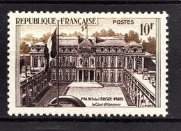 FRANCE 1957 -  Y.T. N° 1126 - NEUF** /4 - France
