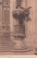 1900'S CPA SPAIN. CORDOBA. CATEDRAL, PULPITO DEL ANGEL. SEÑAN FOTO. HAUSER Y MENET.- BLEUP - Eglises Et Cathédrales