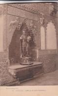 1900'S CPA SPAIN. CORDOBA. CAPILLA DE SAN FERNANDO. SEÑAN FOTO. HAUSER Y MENET.- BLEUP - Eglises Et Cathédrales