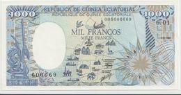 EQUATORIAL GUINEA P. 21 1000 B 1985 XF - Equatorial Guinea