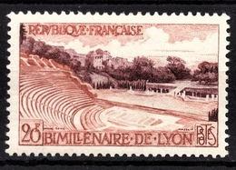 FRANCE 1957 -  Y.T. N° 1124 - NEUF** - France