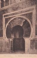 1900'S CPA SPAIN. CORDOBA. NICHO DEL KORAN O MIRAE. SEÑAN FOTO. HAUSER Y MENET.- BLEUP - Eglises Et Cathédrales