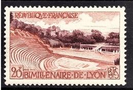 FRANCE 1957 -  Y.T. N° 1124 - NEUF* - France
