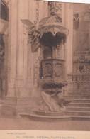 1900'S CPA SPAIN. CORDOBA. CATEDRAL. PULPITO DEL TORO. SEÑAN FOTO. HAUSER Y MENET.- BLEUP - Eglises Et Cathédrales