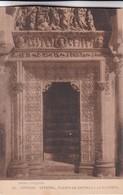 1900'S CPA SPAIN. CORDOBA. CATEDRAL. PUERTA DE ENTRADA A LA SACRISTIA. SEÑAN FOTO. HAUSER Y MENET.- BLEUP - Eglises Et Cathédrales