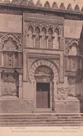1900'S CPA SPAIN. CORDOBA. DETALLE ARABE EN LA FACHADA EXTERIOR DE LA CATEDRAL. SEÑAN FOTO. HAUSER Y MENET.- BLEUP - Eglises Et Cathédrales