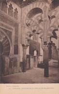 1900'S CPA SPAIN. CORDOBA. ARCADAS EN LA CAPILLA DE VILLAVICIOSA. SEÑAN FOTO. HAUSER Y MENET.- BLEUP - Eglises Et Cathédrales