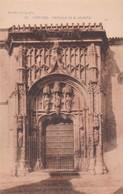 1900'S CPA SPAIN. CORDOBA. FACHADA DE S.JACINTO. SEÑAN FOTO. HAUSER Y MENET.- BLEUP - Eglises Et Cathédrales