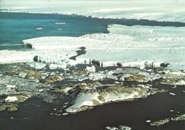 TAAF - Dumont D'Urville-T.Adélie: Carte Postale Archipel De Pointe Géologie Et Glacier De L'Astrobale - TAAF : French Southern And Antarctic Lands