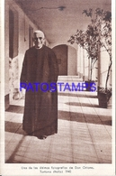115905 ARGENTINA RELIGIOUS SACERDOTE DON ORIONE TORTONA ITALY 1940 POSTAL POSTCARD - Argentine