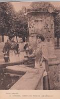 1900'S CPA SPAIN. CORDOBA. FUENTE DEL PATIO DE LOS NARANJOS. SEÑAN FOTO. HAUSER Y MENET.- BLEUP - Córdoba