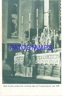 115907 ARGENTINA RELIGIOUS SACERDOTE DON ORIONE SANTA MISA TORTONA ITALY 1939 POSTAL POSTCARD - Argentina