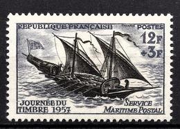 FRANCE 1957 -  Y.T. N° 1093 - NEUF** /2 - France