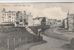 Wenduyne ,Wenduine , Grand Hotel Belle Vue,(Tram Vicinal à La Station ), STAR , N° 1508 - Wenduine
