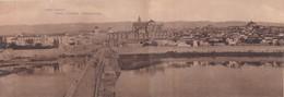 1900'S CPA SPAIN. CORDOBA. VISTA GENERAL. PANORAMA. SEÑAN FOTO. HAUSER Y MENET.- BLEUP - Córdoba