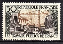 FRANCE 1957 -  Y.T. N° 1114 - NEUF** /1 - France