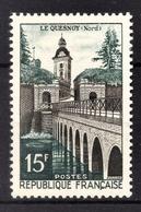 FRANCE 1957 -  Y.T. N° 1106 - NEUF** - France