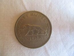 British India 1 Rupee 1946 - India