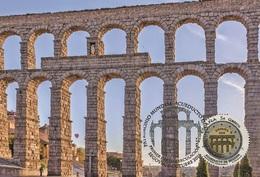 Spain 2016 - Patrimonio Mundial. Acueducto De Segovia Maximum Card - Proofs & Reprints