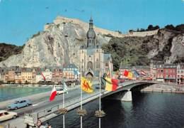 CPM - DINANT-SUR-MEUSE - Pont, Citadelle Eet Collégiale - Dinant