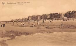 KNOCKE-ZOUTE - Plage à La Marée Basse - Knokke