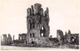 Ruines D'YPRES - Ruines Des Halles Et Grand'Place Roi Albert - Ieper