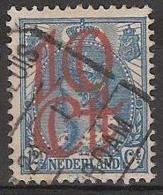1923 Opruimingsuitgifte NVPH 118 -Spoorwegstempel -railroad Cancellation - Poststempels/ Marcofilie