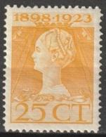 1923 Jubileum 20ct  - MNH** Postfrisch - Ongebruikt